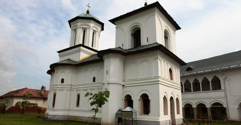 Biserica Sfintei Mănăstiri Mamu
